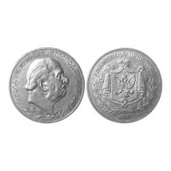 2 perpera, 1910.