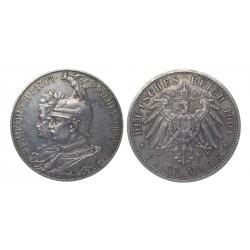 5 mark, 1901. Wilhelm II