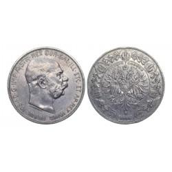 5 corona, 1909.