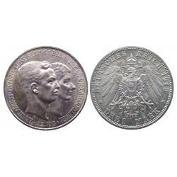 3 mark 1915. Ernst&Luise