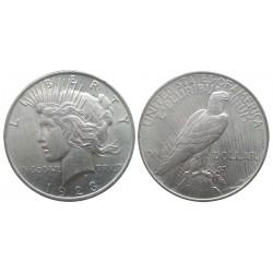 1 dollar, 1923. Peace dollar
