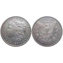 1 dollar, 1904. Morgan dollar