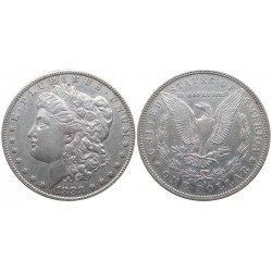 1 dollar, 1883. Morgan dollar