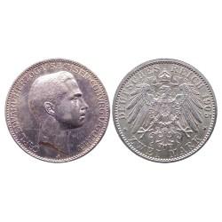 2 Mark, 1905. Karl Eduard