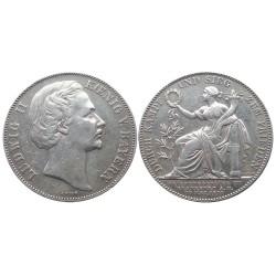 Thaler,  1871. Ludwig II
