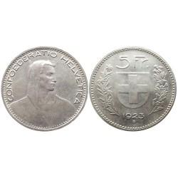 5 Franaka, 1923.