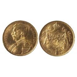 Albert 20 franaka 1914
