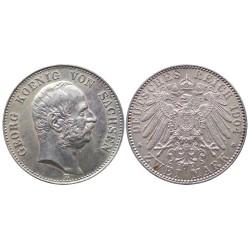 2 mark, 1904. Georg Koenig
