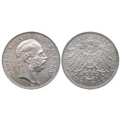 2 mark, 1904. Georg Koenig commemorative