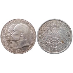 2 mark, 1904. Philipp I Ernst