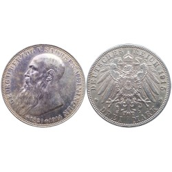 3 mark, 1915. Georg II