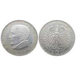 5 mark, 1957. Joseph Freiherr