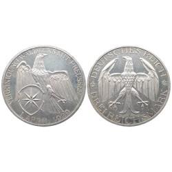 3 Reichsmark, 1929. Prussen