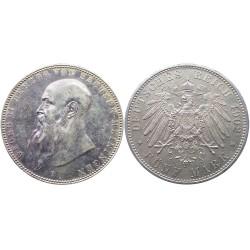 5 mark, 1902. Georg II