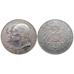 5 mark, 1904. Philipp I Ernst Ludwig