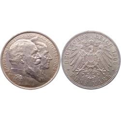5 mark, 1906. Friedrich&Luise