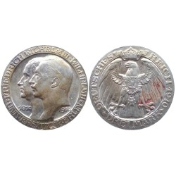 3 mark, 1910. Friedrich&Wilhelm III