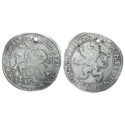 1/2 Daalder, Lion 1614.