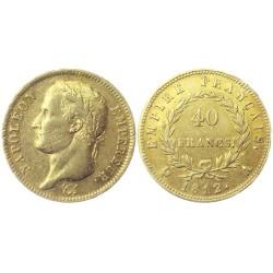40 francs, 1812. Napoleon