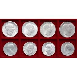 Lot 4x20 + 4x50 dinara 1938