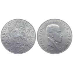 25 schilling, 1959.