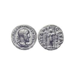 Maximinus Ag Denarius