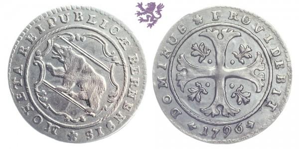 1/2 Batzen, 1796. Bern