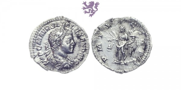 Alexander Severus AR Denarius