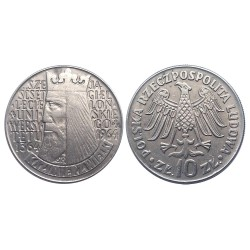 10 Zlotych, 1364 - 1964., Jagiellonian Univeristy