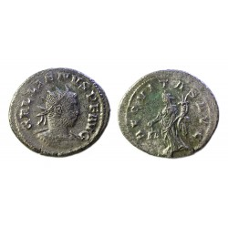 Billon antoninian, Gallienus 253-268.