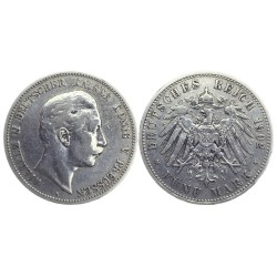 5 Mark, 1902. Wilhelm II