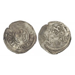 Stephan V srebrni denar