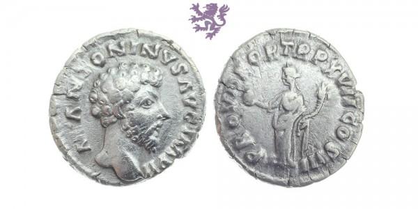 Marcus Aurelius, AR-Denarius