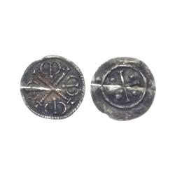 Denar, Geza II, 1141 - 1161