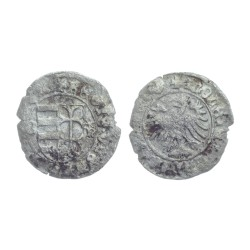 Denar, Wladislaus I, 1440 - 1444