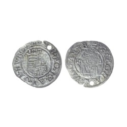 Denar, Maximilian II, 1577.