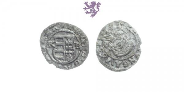 Denar, Ferdinand III, 1638.