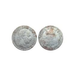 10 krajczar 1870KB