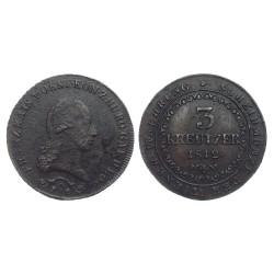 3 Krautzer, 1812.