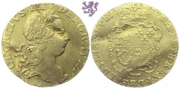 1 Guinea, 1773.