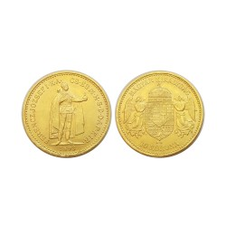 10 korona, 1893.