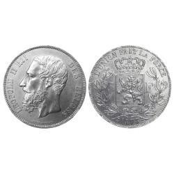 5 francs, 1873.