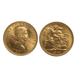 1 Sovereign, 1966.