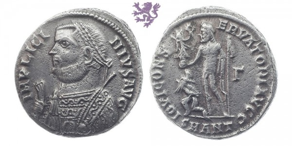 Licinius I, AE follis