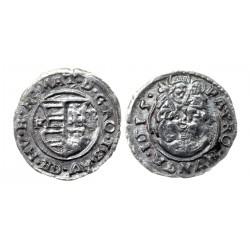 Denar, 1615. Mathias II