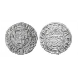 Denar, 1619. Mathias II (1608 - 1619)
