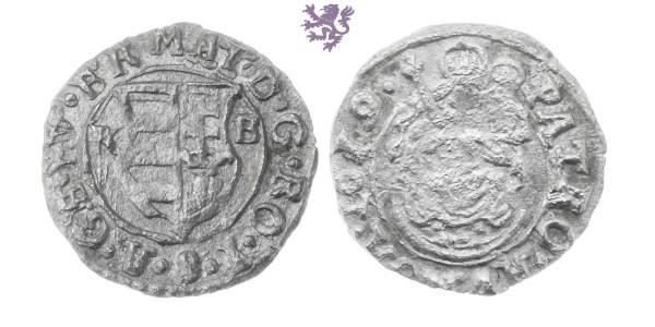 Mathias II 1619.
