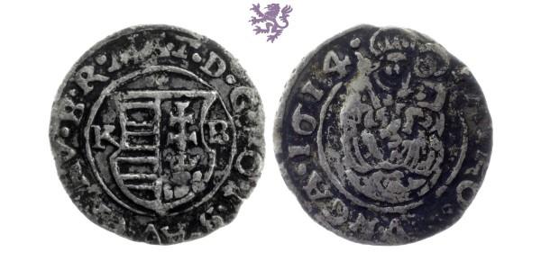 Mathias II 1614.
