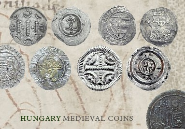 Hungary medieval coins