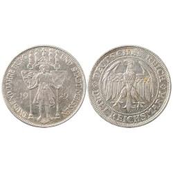 3 reichsmark, 1929. Meissen